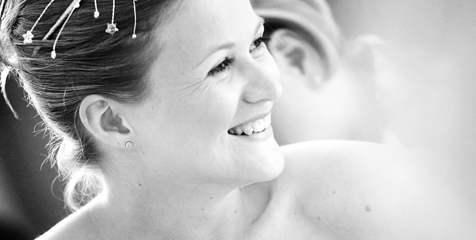 reportage wedding photography of the bride getting ready at Tatton Hall Cheshire