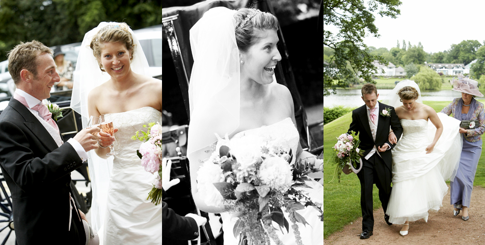 wedding photography round the stunning wedding venue the mere golf and country club knutsford cheshire