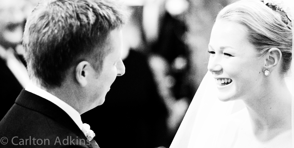 photography of the wedding vows in chester