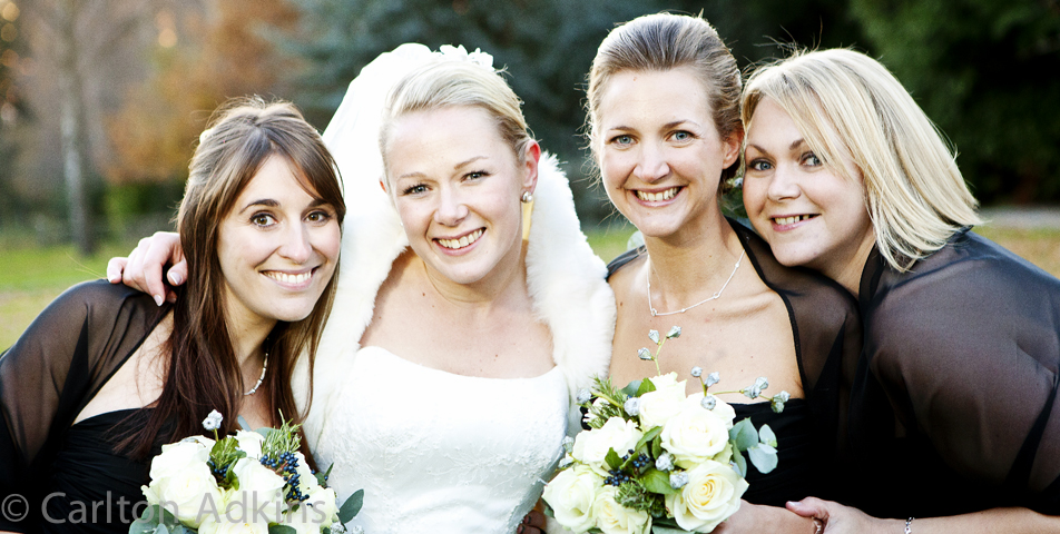 wedding photography group photos at rowton hall chester