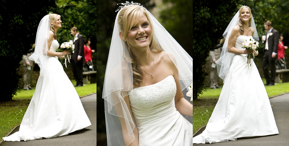 Shrigley Hall Wedding Photography , Macclesfield , Cheshire