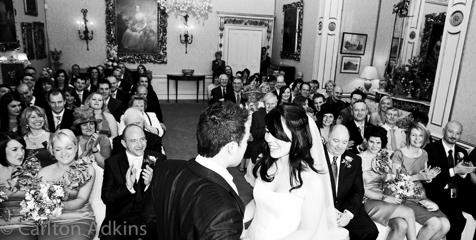 civil wedding ceremonies at Arley Hall Cheshire