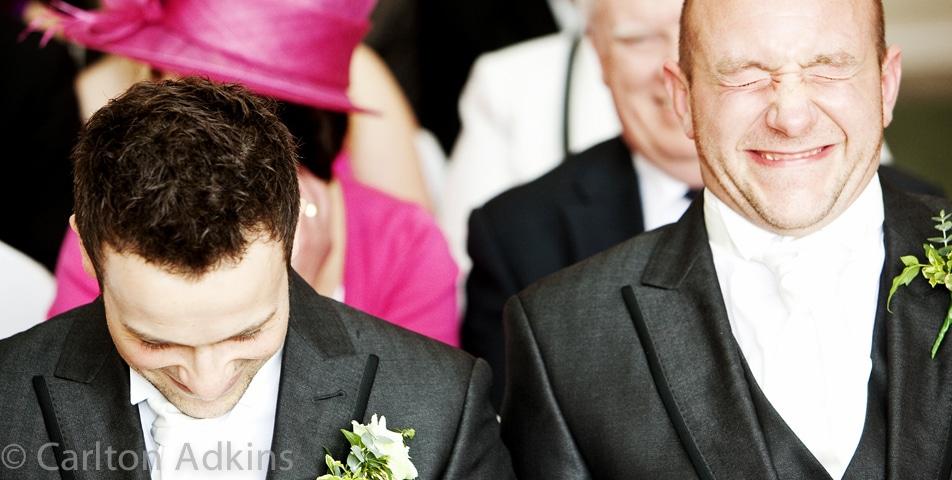 wedding ceremony Arley hall cheshire