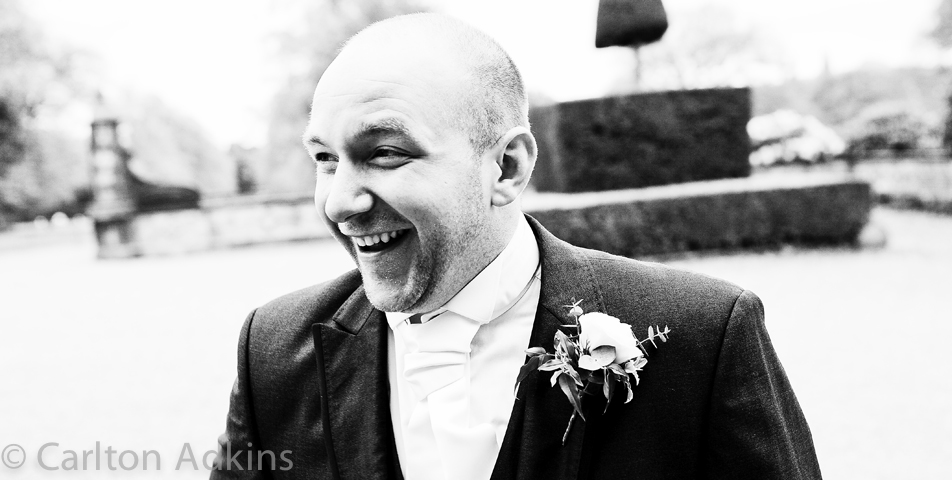 wedding photography on the grounds of Arley Hall Cheshire