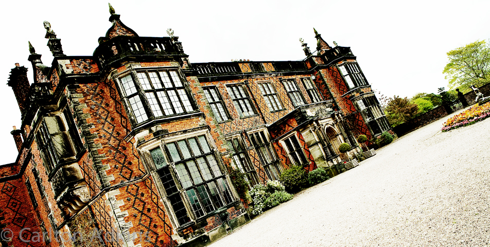 weddings Arley Hall cheshire