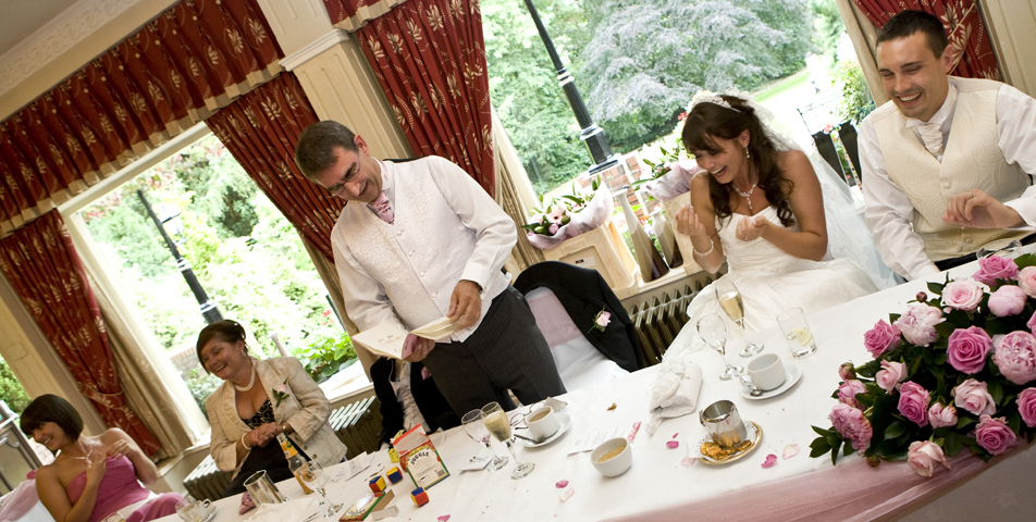 wedding breakfast speeches the deanwater hotel