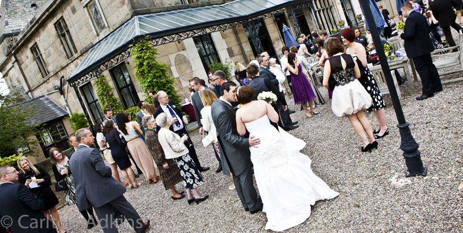 photography of the cheshire wedding venue rookery hall