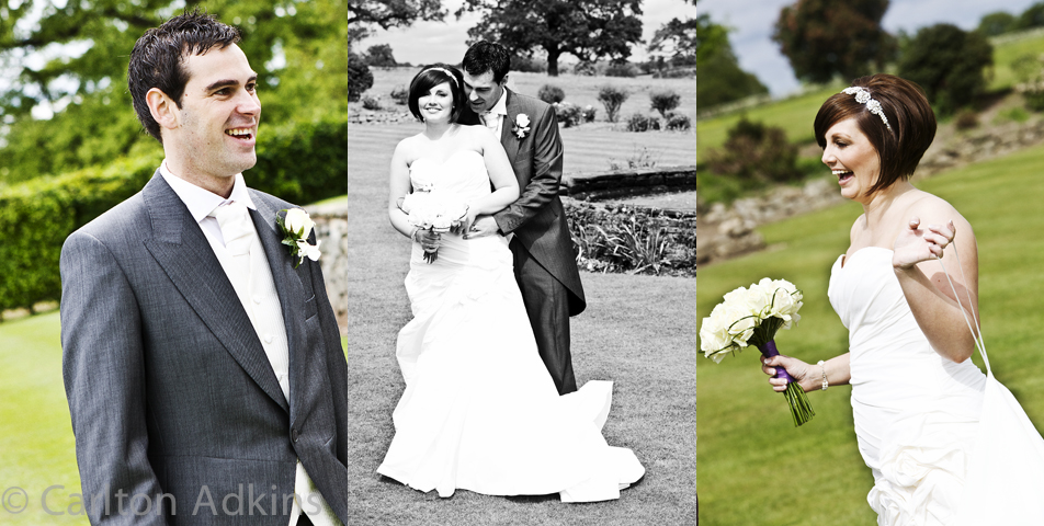 wedding photographers at rookery hall cheshire