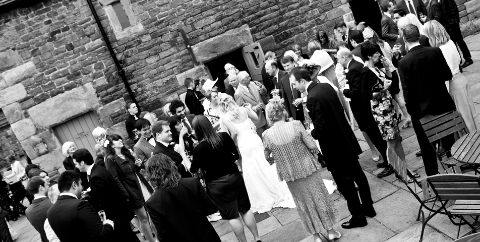 """relaxed and informal photography of the wedding at the ashes staffordshire"""