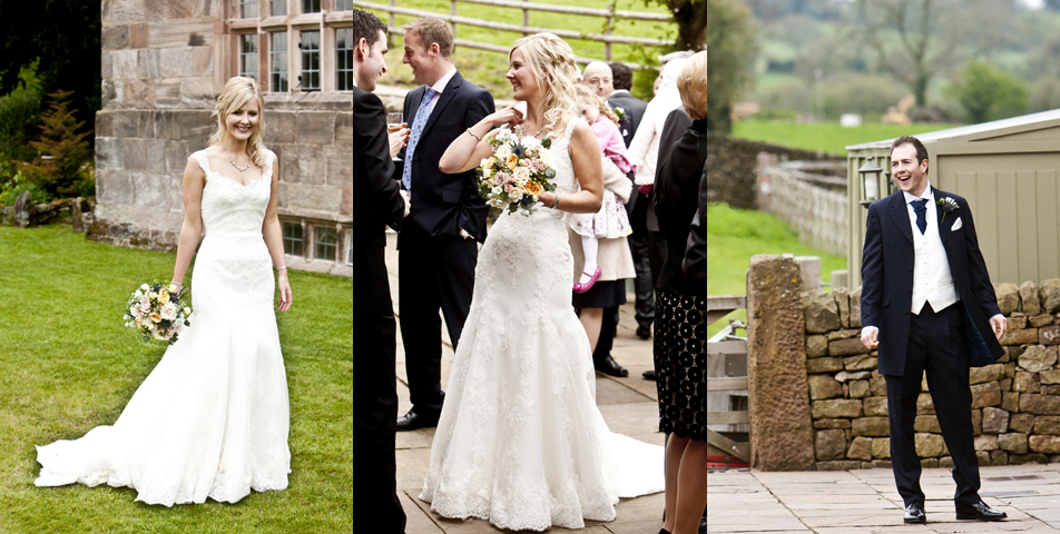 """""""relaxed and informal wedding photography"""""""