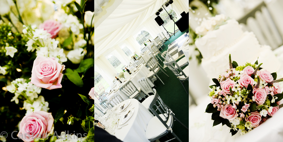 photography of the wedding reception in knutsford cheshire
