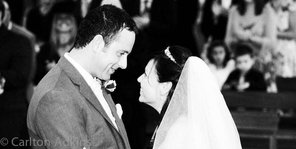 photography of the bride and groom at the cheshire wedding ceremony
