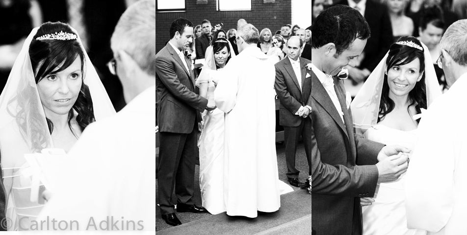 relaxed and informal wedding photography at knutsford cheshire