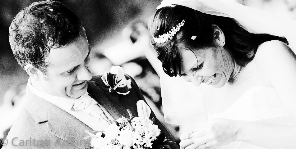 wedding photography of the bride and groom in knutsford cheshire