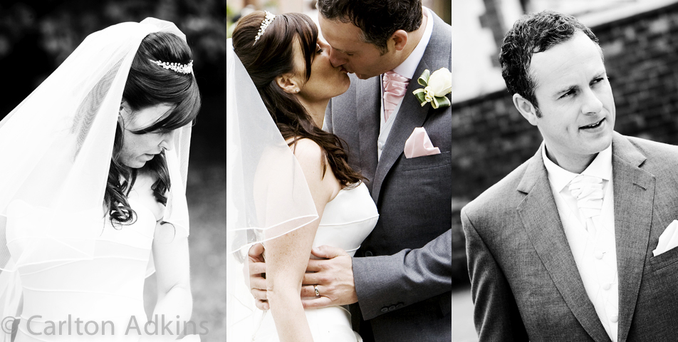 wedding photography of the groom in Knutsford Cheshire