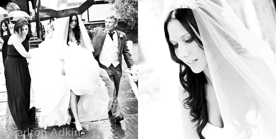 contemporary wedding photography mottram hall