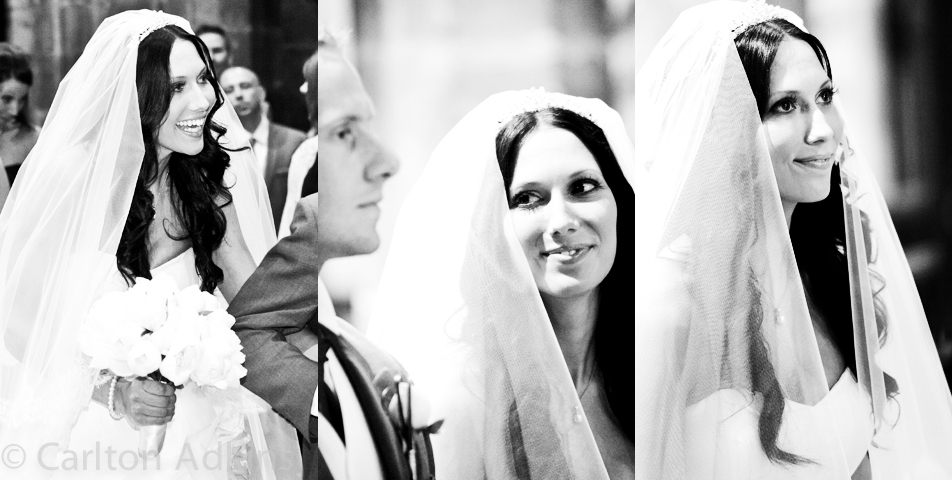 photography of the wedding vows