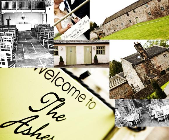 The Ashes Wedding Venue Staffordshire