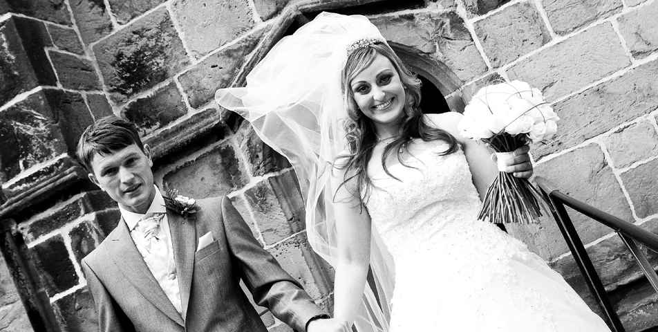 brides wedding veil