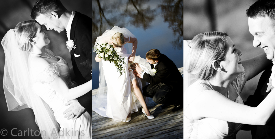 relaxed and informal wedding photography Cheshire