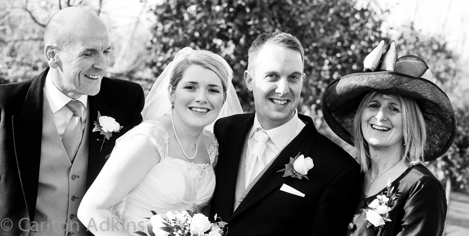 reportage wedding photography in cheshire