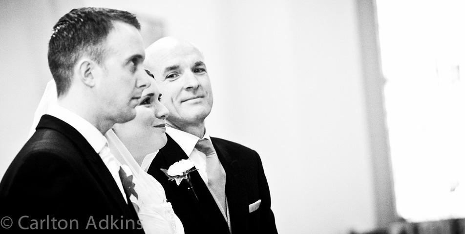 wedding ceremony in cheshire