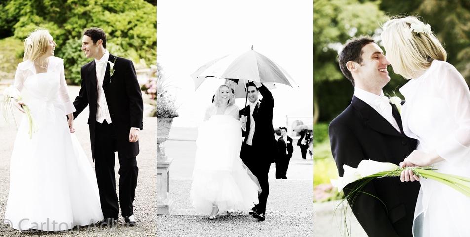 wedding photography at Storrs Hall wedding venue