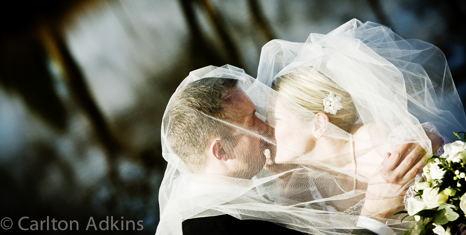 wedding photography of the bride and groom