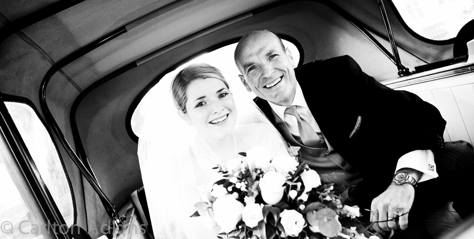 wedding photography of the father of the bride