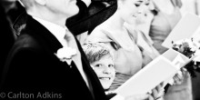 wedding photography of the page boy in cheshire