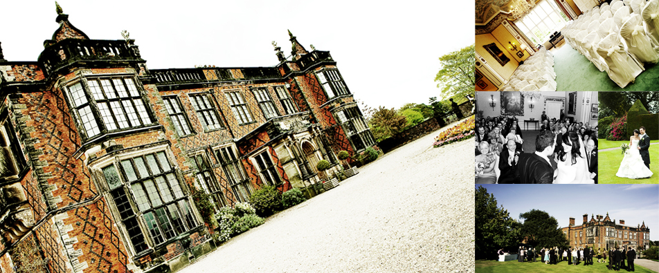 Arley Hall Wedding Venue Cheshire