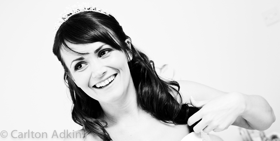 photography or the bride at the cheshire wedding wilmslow