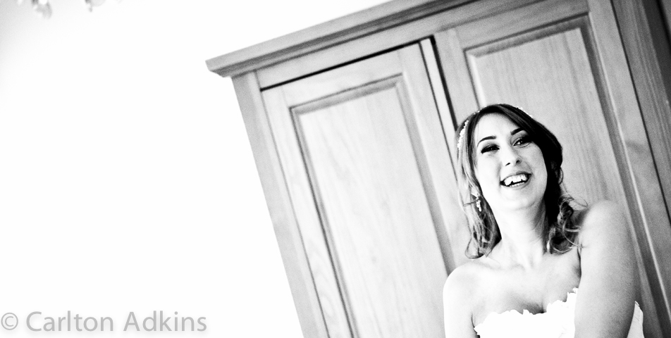 wedding photography of the bride to be in Macclesfield cheshire