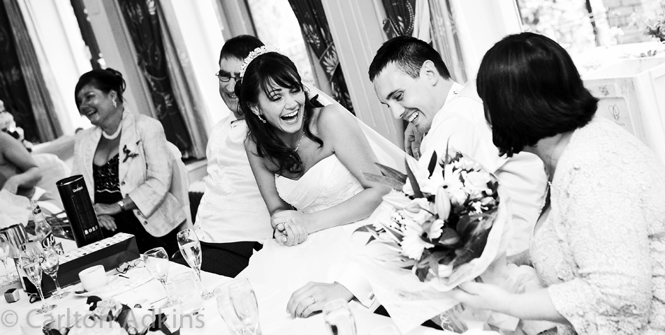 Relaxed Informal Wedding Photography