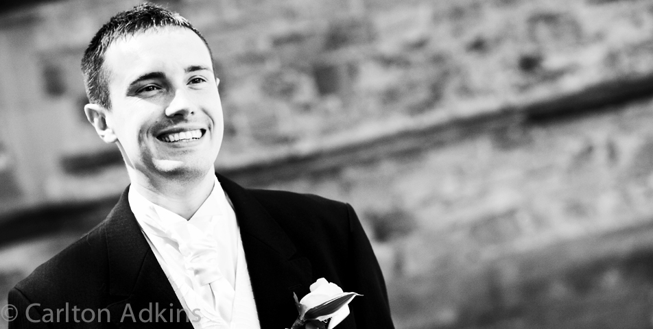 wedding-photography-of-the-groom-at-the-cheshire-church