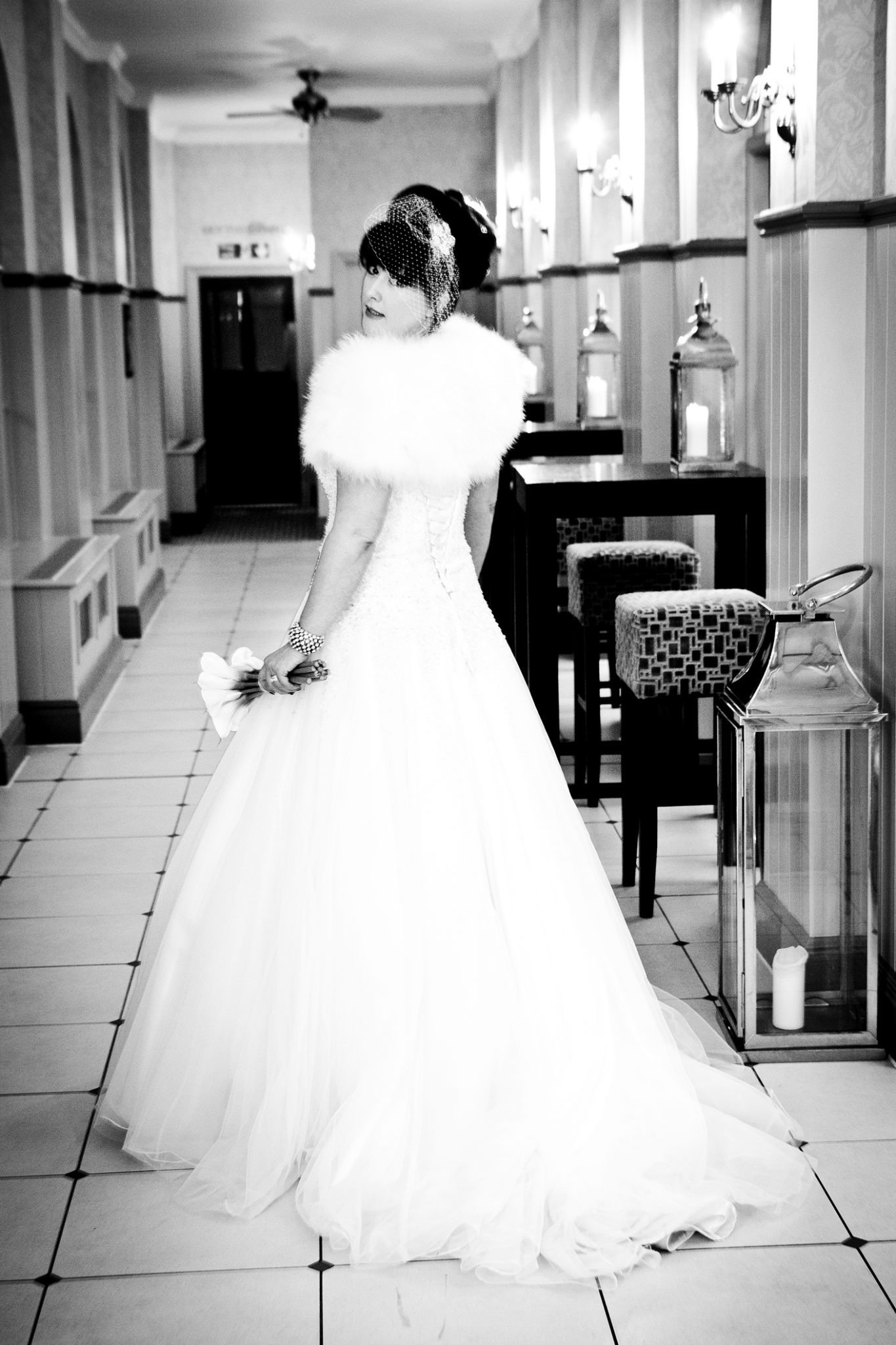 black-and-white-wedding-photography-cheshire