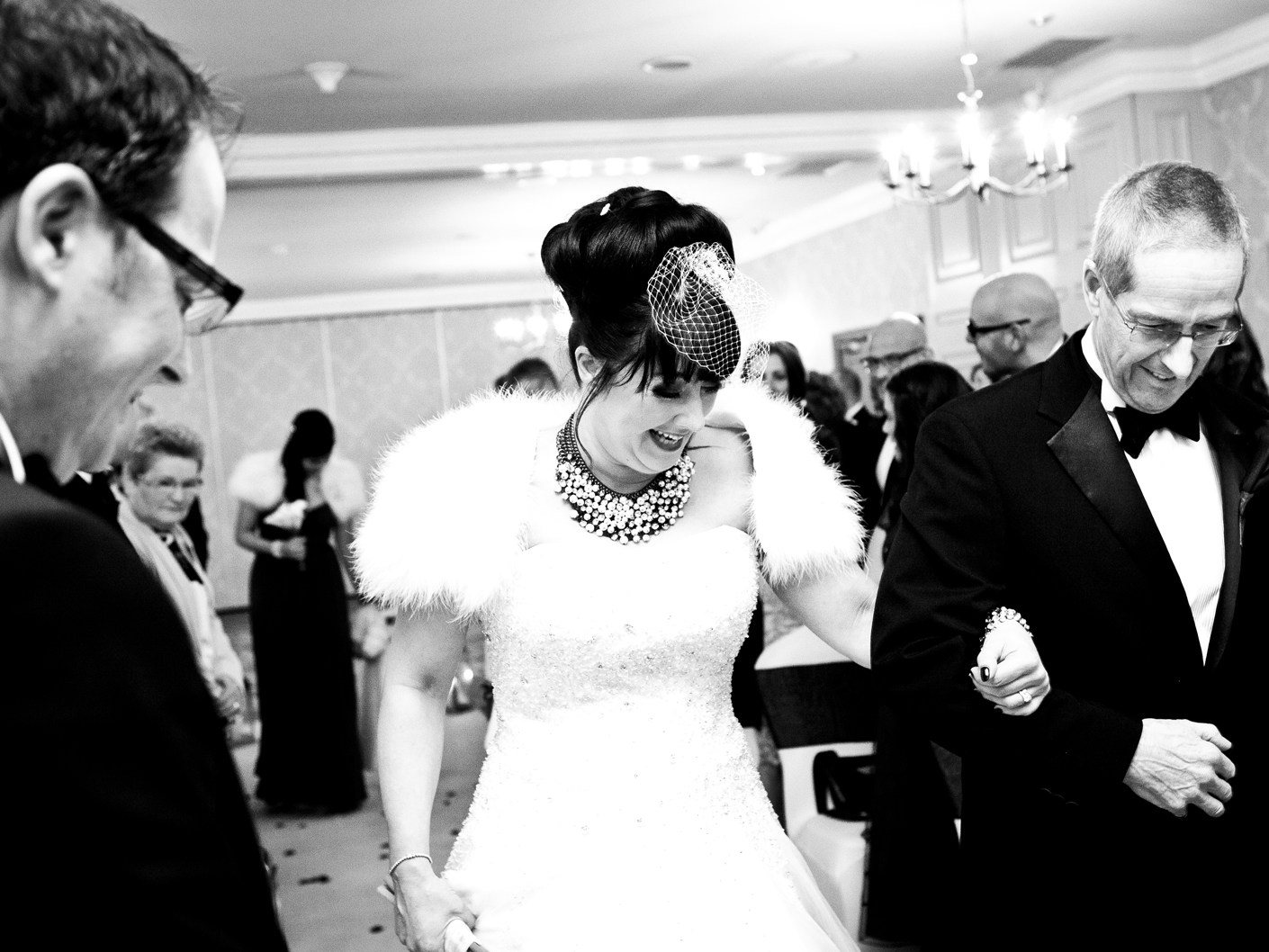 photography-the-bride-arriving-at-the-wedding-ceremony-at-mottram-hall-cheshire
