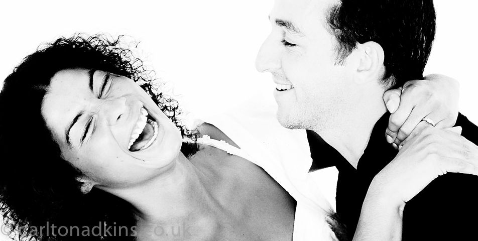 portrait photography for an engagement shot in my Macclesfield studio