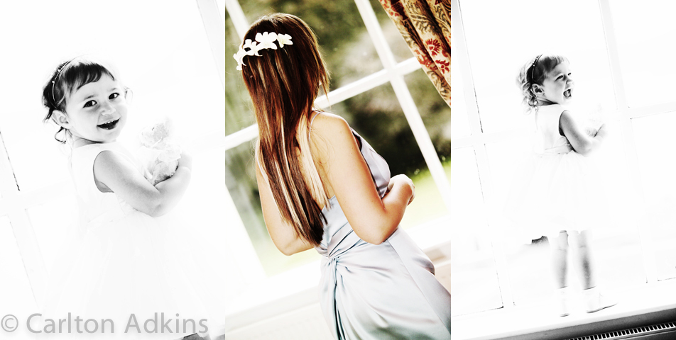 wedding photography at Storrs Hall lake District
