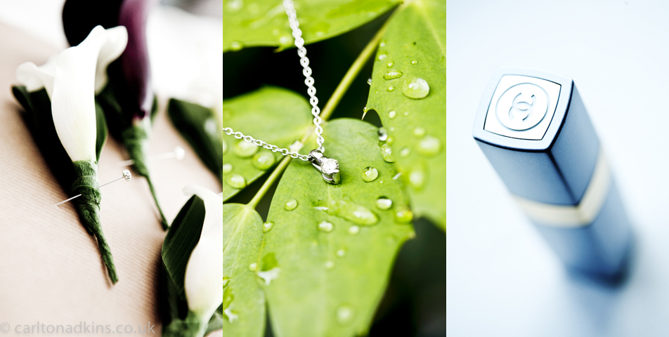 creative photography of the brides jewellery