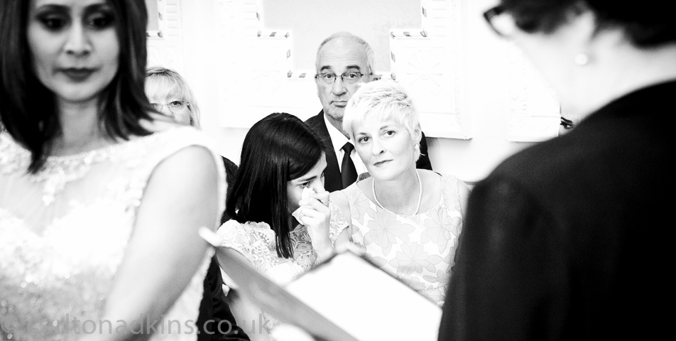 cheshire wedding photography in congleton
