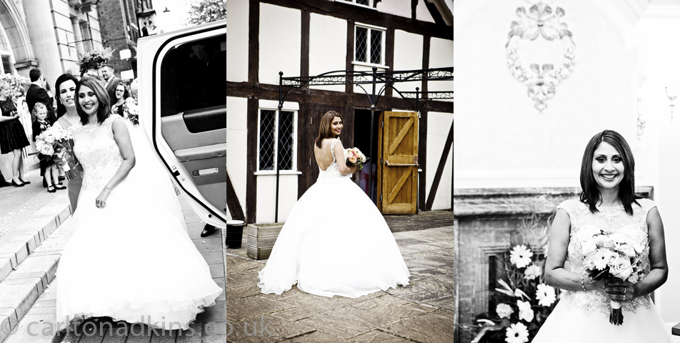 relaxed informal wedding photography in cheshire