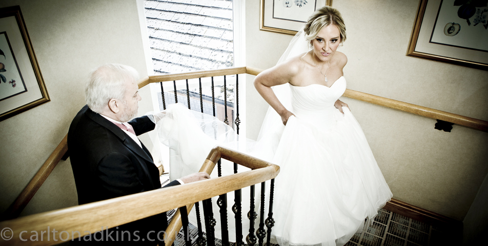 reportage wedding photography at The Cottons Hotel wilmslow cheshire