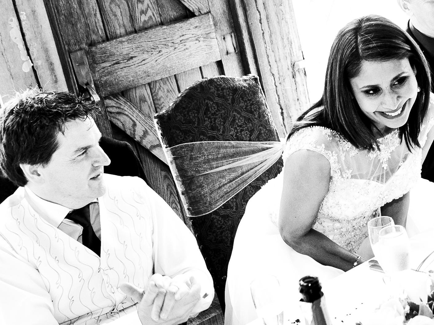 photography-of-the-bride-and-groom-at-the-wedding-breakfast-in-cheshire