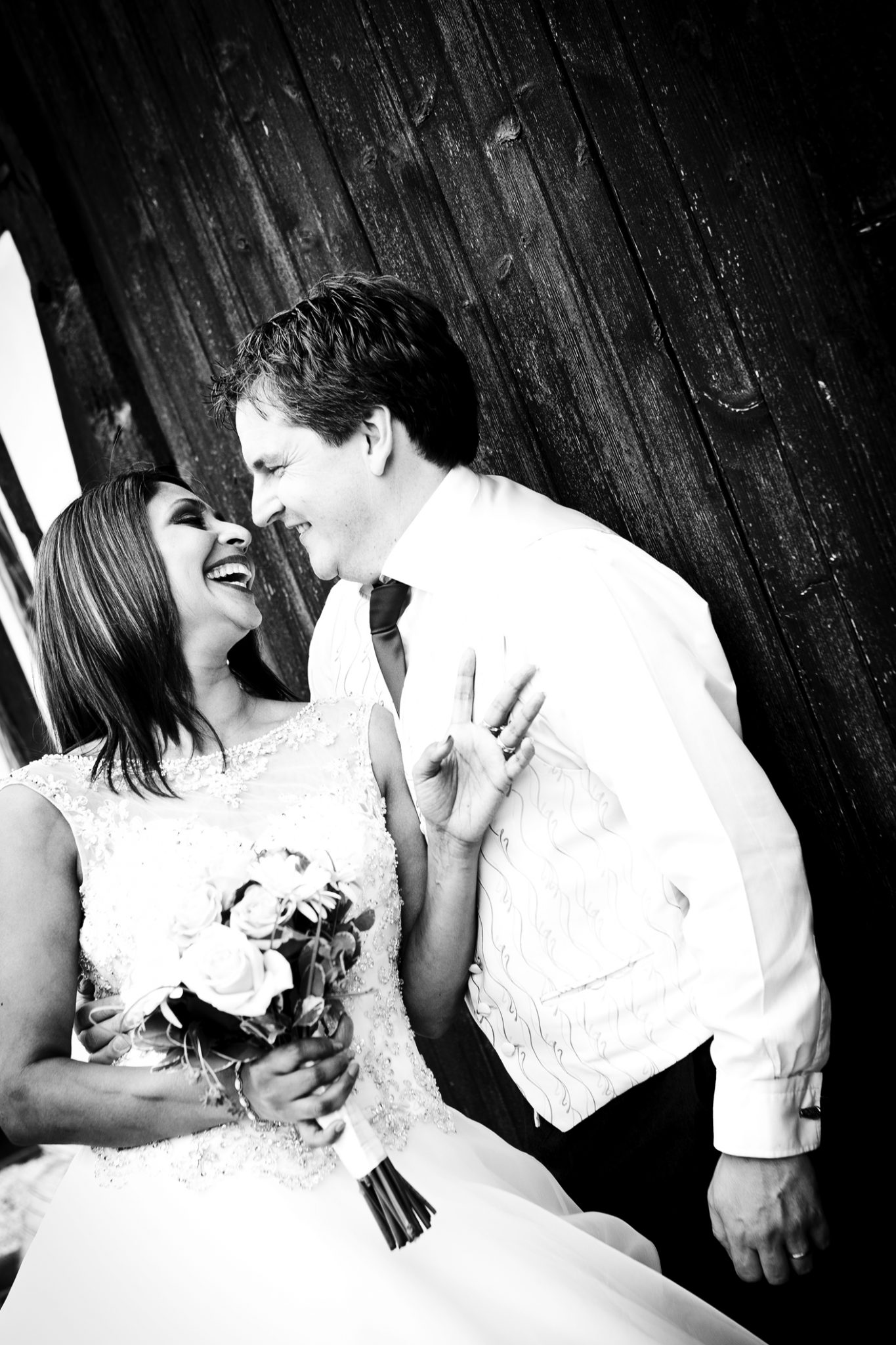 photography-of-the-bride-and-groom-at-the-wedding-venue-The-Plogh-Inn-Cheshire