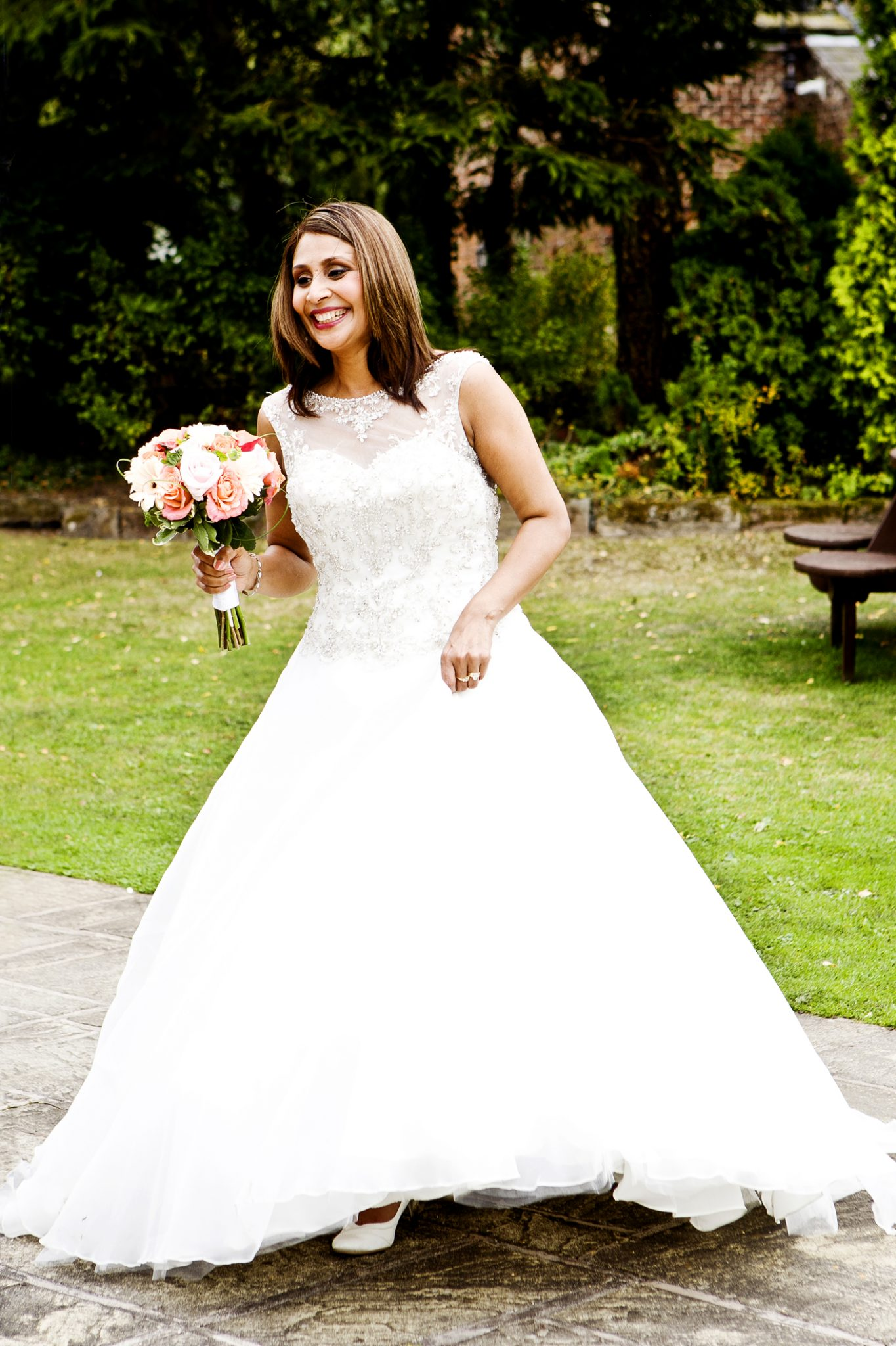 wedding-photography-of-the-bride-at-the-plough-inn-in-cheshire