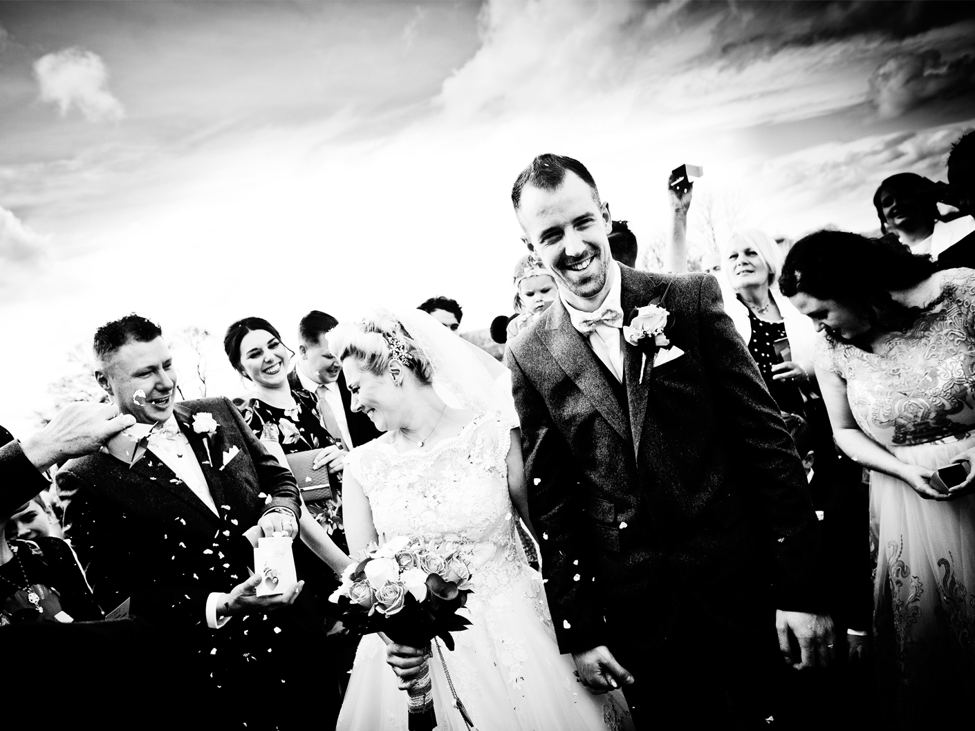 wedding-photography-of-the-confetti-at-the-tytherington-club-macclesfield