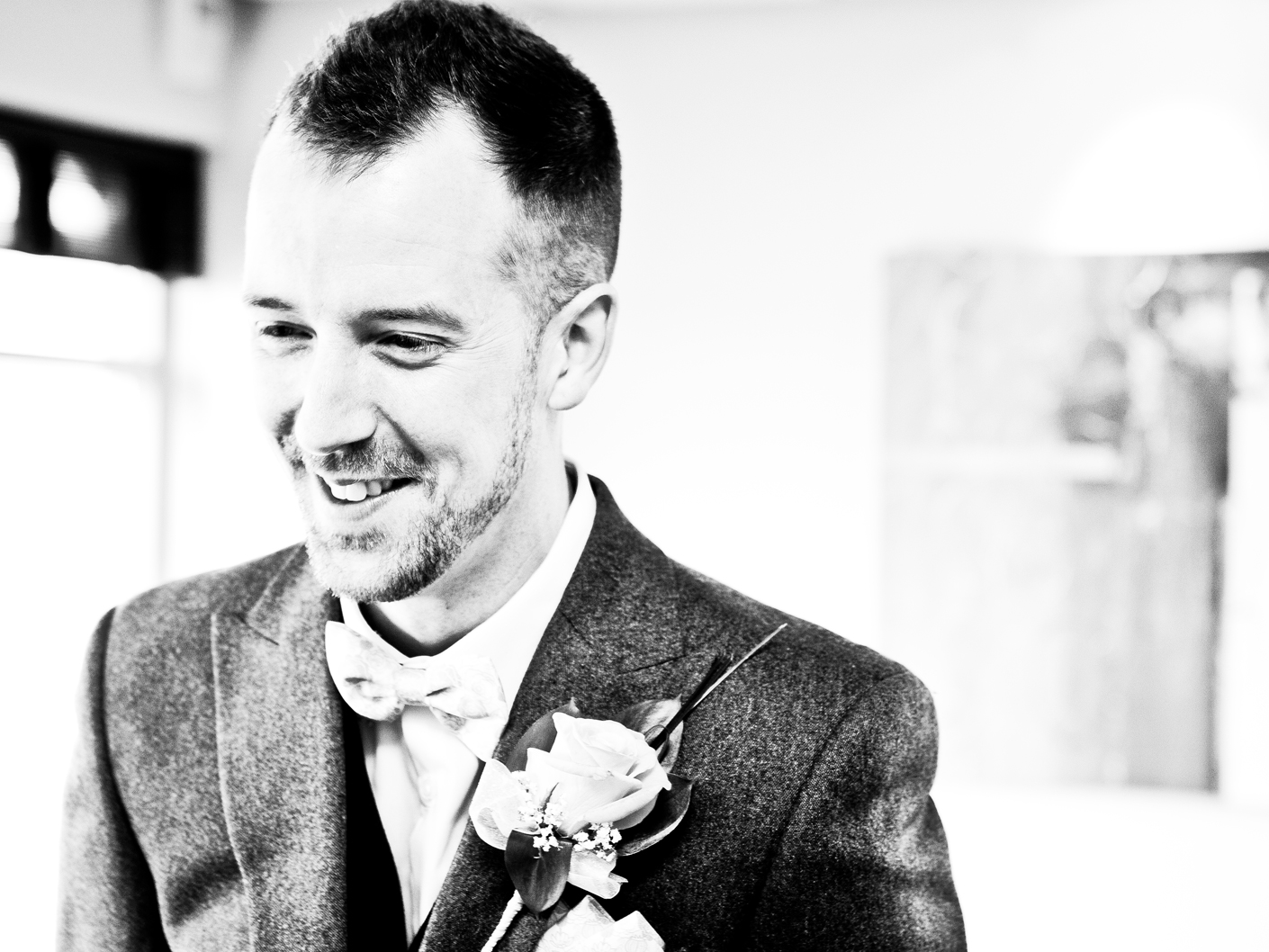 wedding-photography-of-the-groom-at-the-tytherington-club-macclesfield-cheshire