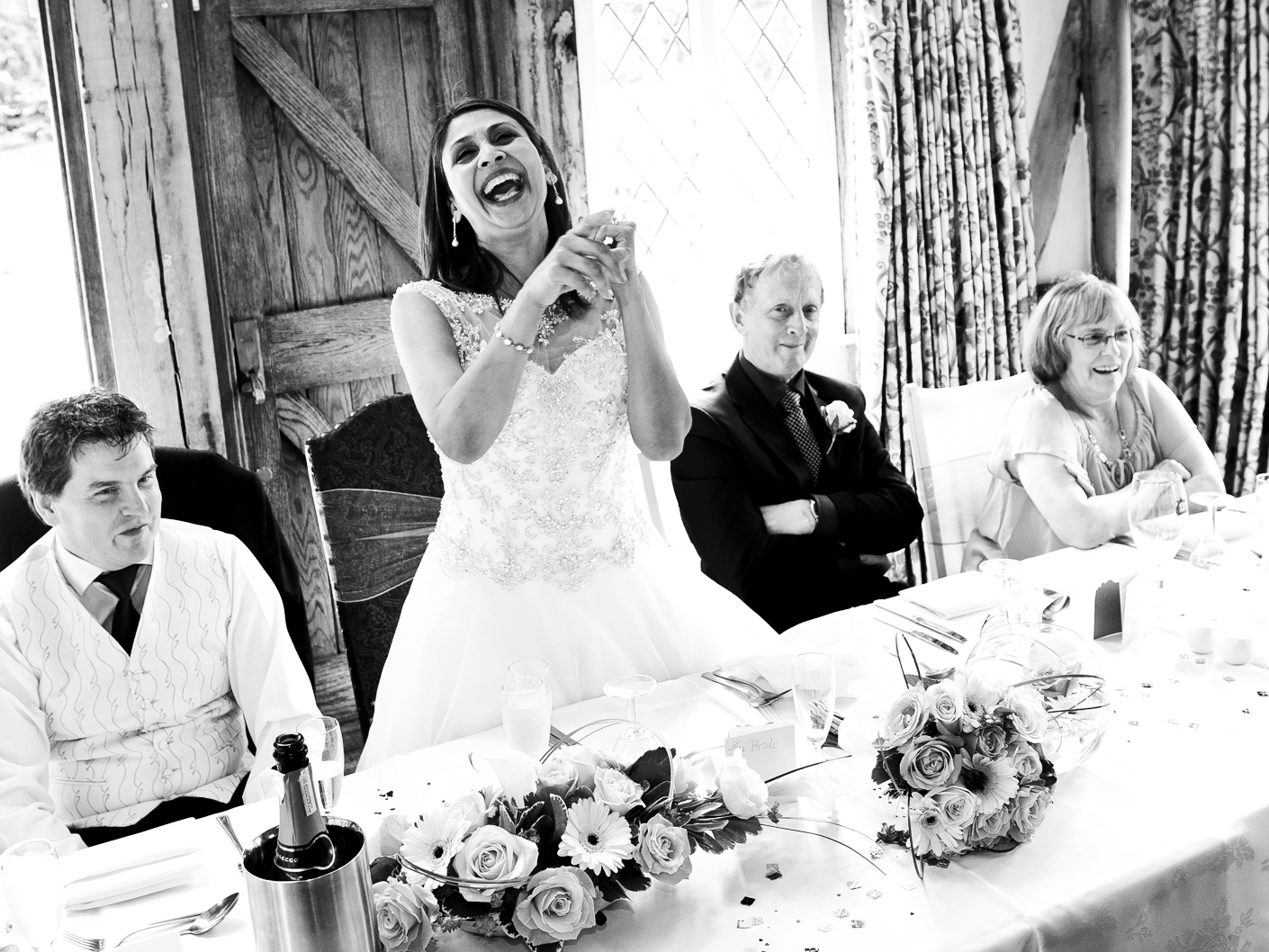 wedding-photography-of-the-speeches-at-the-plough-inn-cheshire