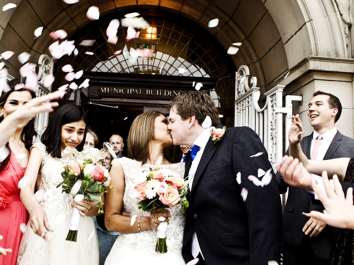 wedding-photography-outside-crewe-town-hall-cheshire